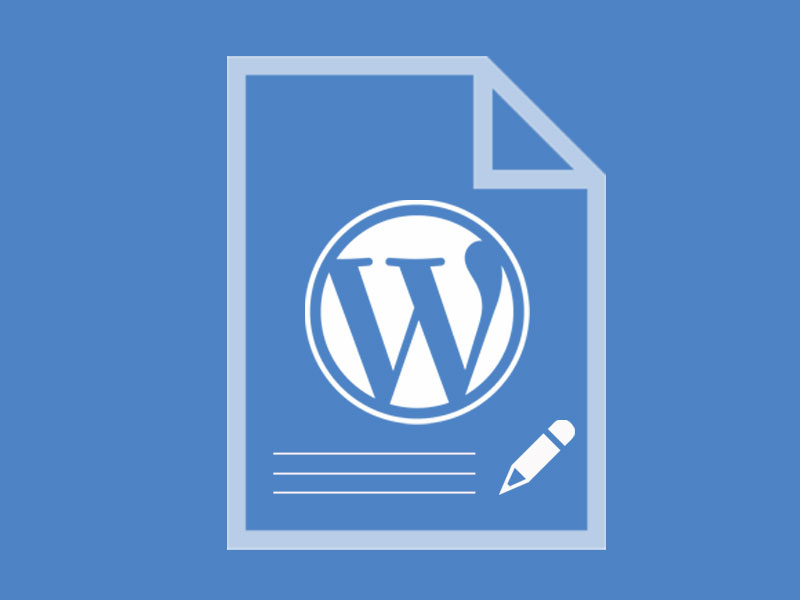 how to add a post to my wordpress